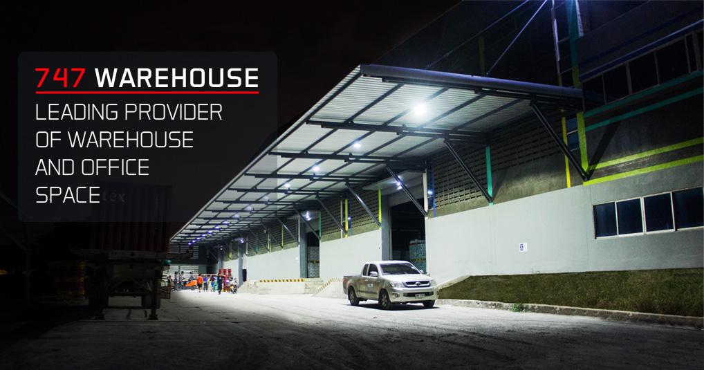 747 Warehouse Ltd.