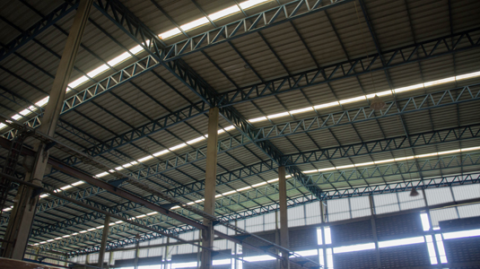 Sky Light Roofing System